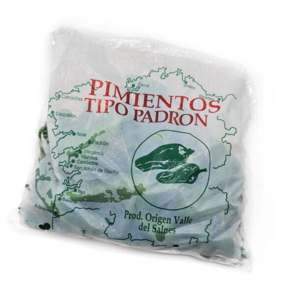 Los pimientos de Padrón son uno de los productos gastronómicos gallegos más característicos de Galicia