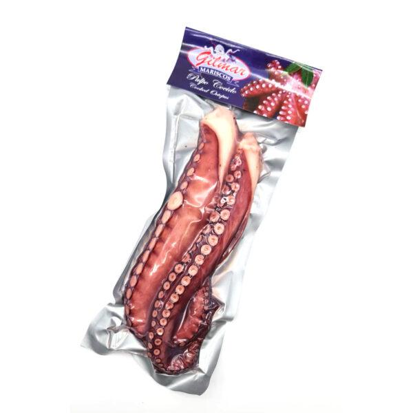 Compra patas de pulpo cocidas para consumir al instante