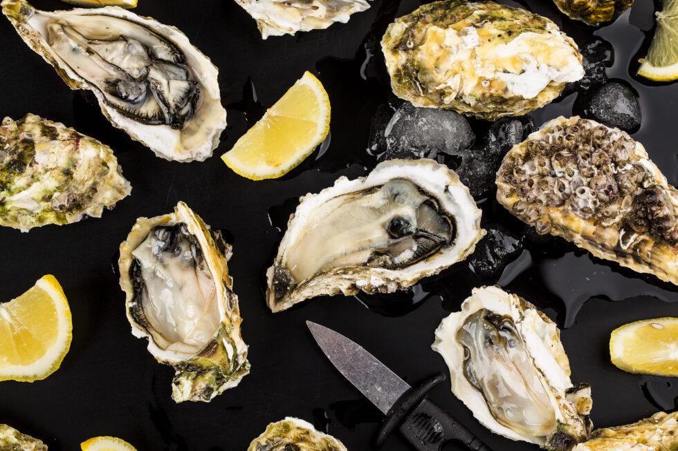 si no sabes como abrir ostras, te explicamos como