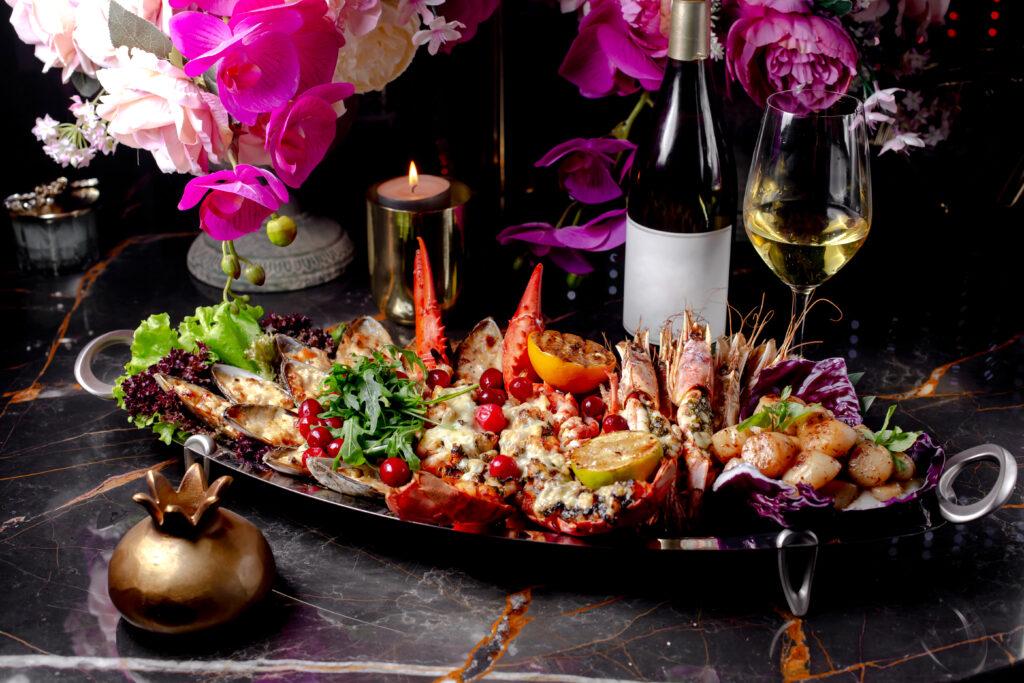 Comer una mariscada gallega en casa es tan sencillo como hacer tu pedido
