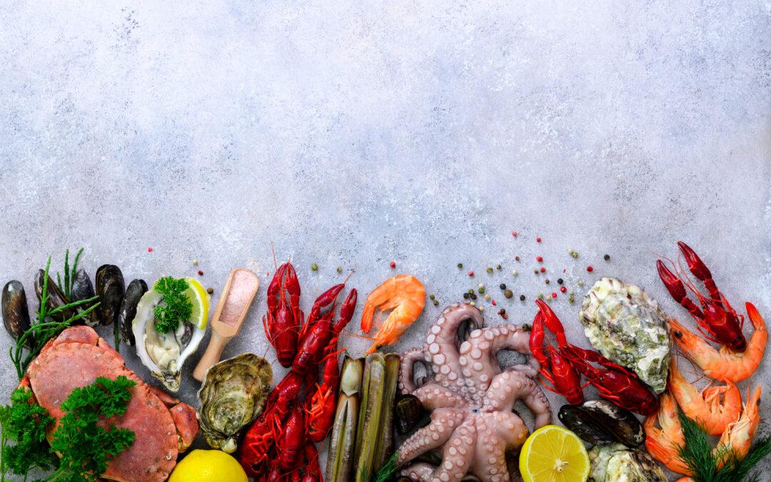 ¿Conoces todos los beneficios del marisco? ¡Te los explicamos!