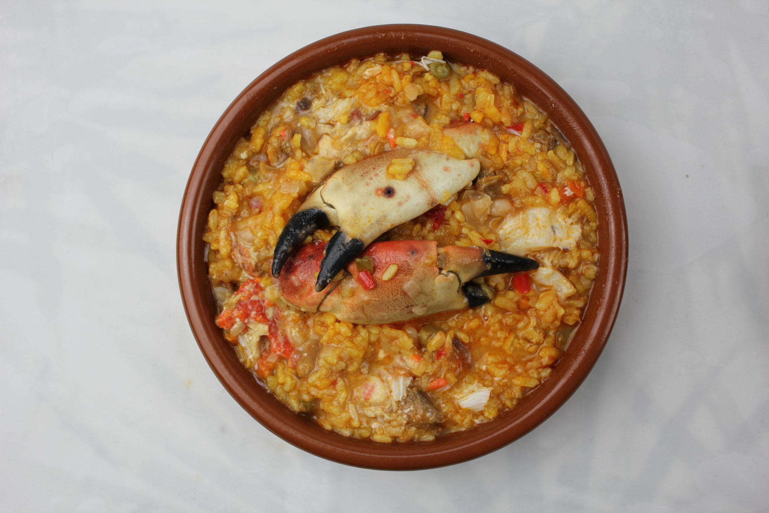 arroz buey mar